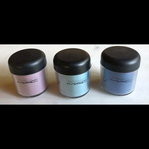 MAC | (3) Pigments Naughty Nauticals Collection